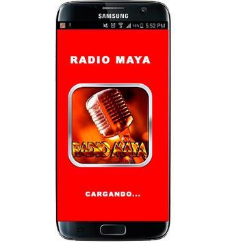 Radio Maya En vivo poster