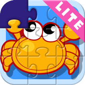 Mr crab jigsaw puzzles icon