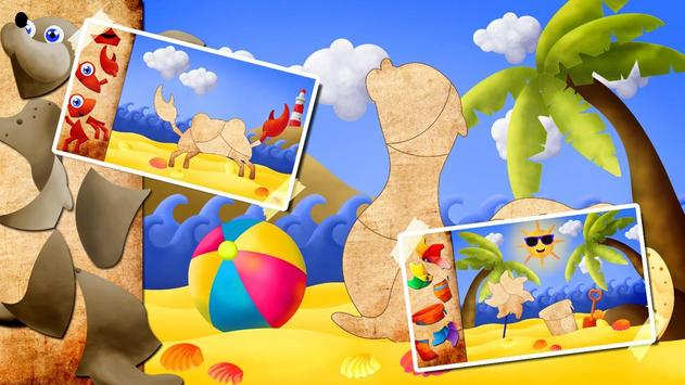 Mr crab jigsaw puzzles apk screenshot