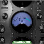 Sound meter pro 2018 icon