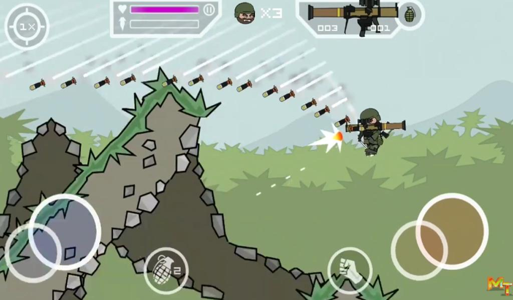 Resultado de imagem para Doodle Army 2: Mini Militia