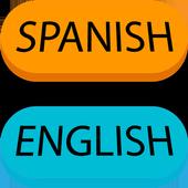 Spanish to English Fun Quiz icon