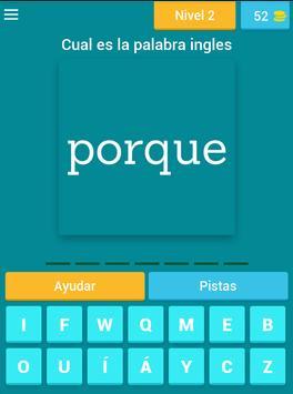 Spanish to English Fun Quiz screenshot 10