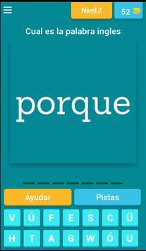 Spanish to English Fun Quiz screenshot 2