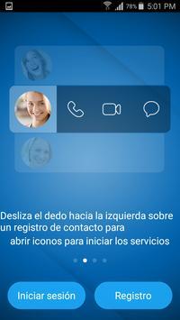 Wi-phone screenshot 1
