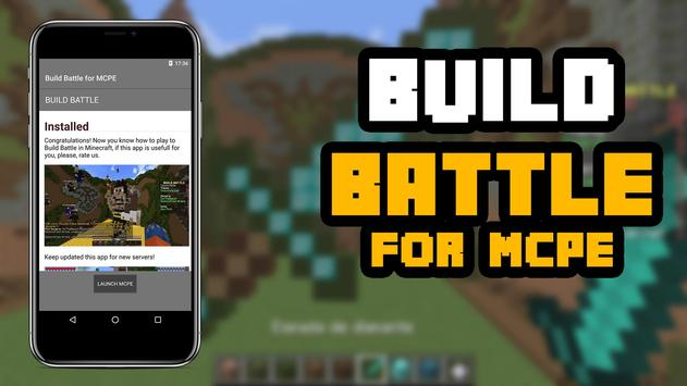 Build Battle Map for MCPE screenshot 2