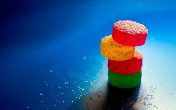 Candy Wallpapers HD apk screenshot