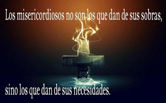 Frases Cristianas Imagenes poster