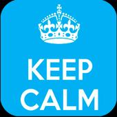 Keep Calm Imagenes icon