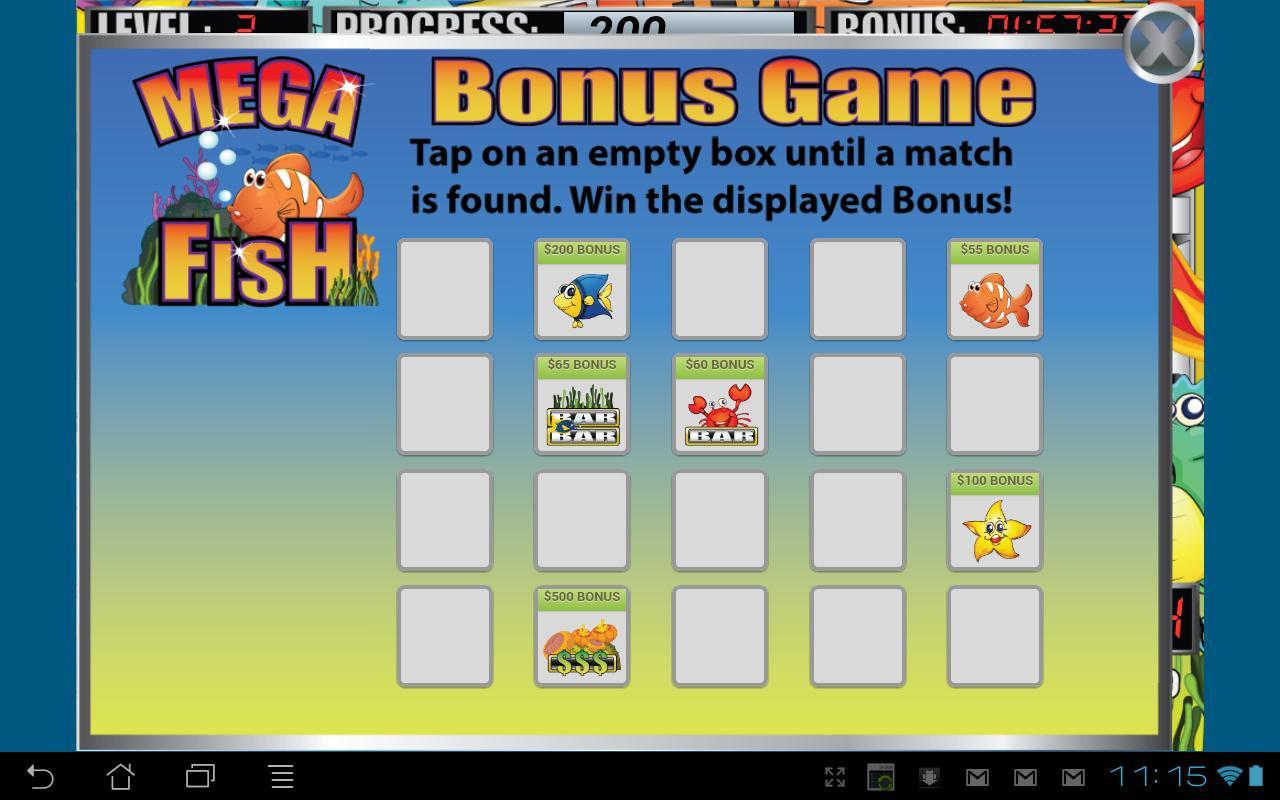 Mega Fish Slot Machine Apk Download Free Casino Game For
