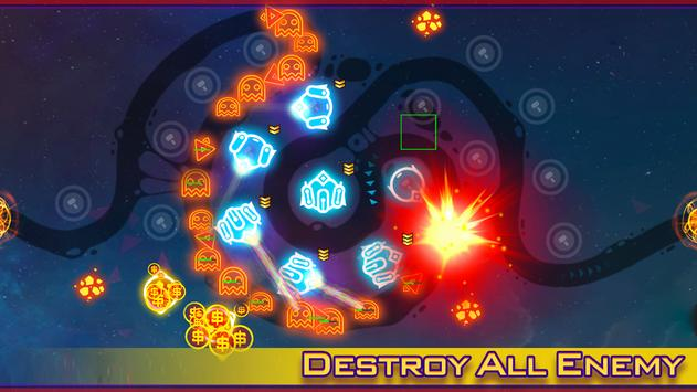 Geometry Defense 2 screenshot 2