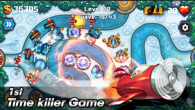 Tower Defense: Battlefield apk screenshot