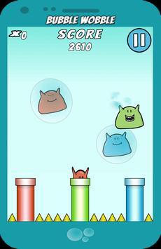 Bubble Wobble apk screenshot