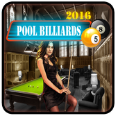 Pool Billiards 2016 icon