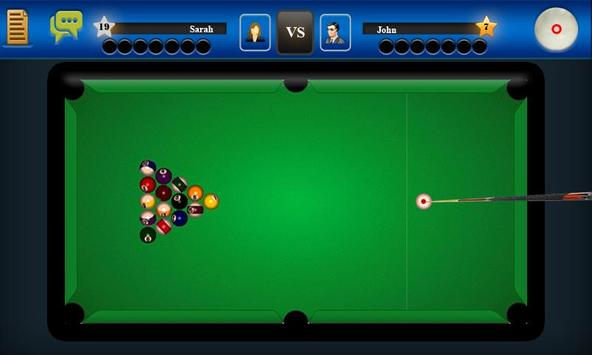 Pool Billiards 2016 apk screenshot