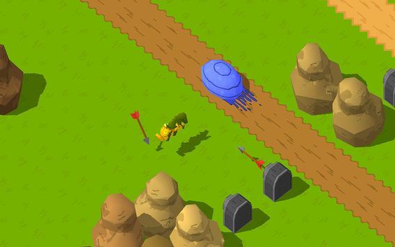Extreme Hoppy Road Cross - Animal Road Crossing 18 screenshot 5