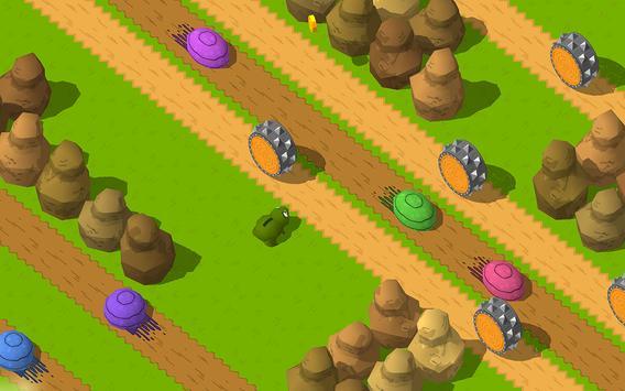 Extreme Hoppy Road Cross - Animal Road Crossing 18 screenshot 9