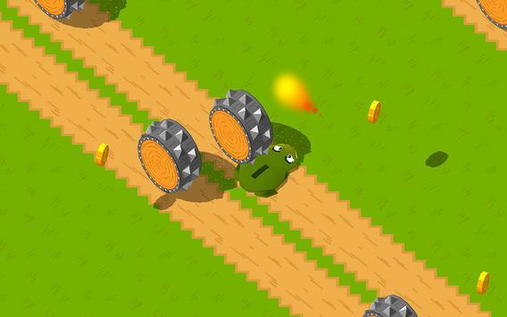 Extreme Hoppy Road Cross - Animal Road Crossing 18 screenshot 3