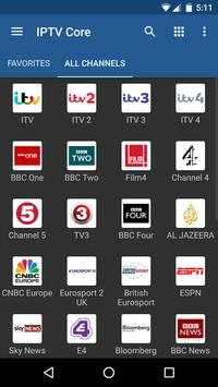 MEGA IPTV screenshot 1