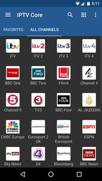 MEGA IPTV screenshot 3