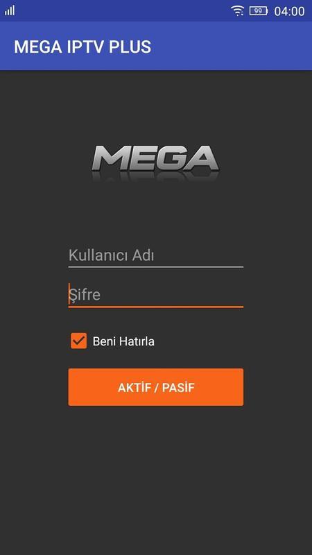 MEGA IPTV PLUS cho Android - Tải về APK