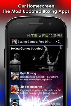 Boxing Games Free Offline apk screenshot