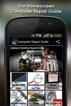 Computer Repair Guide apk screenshot