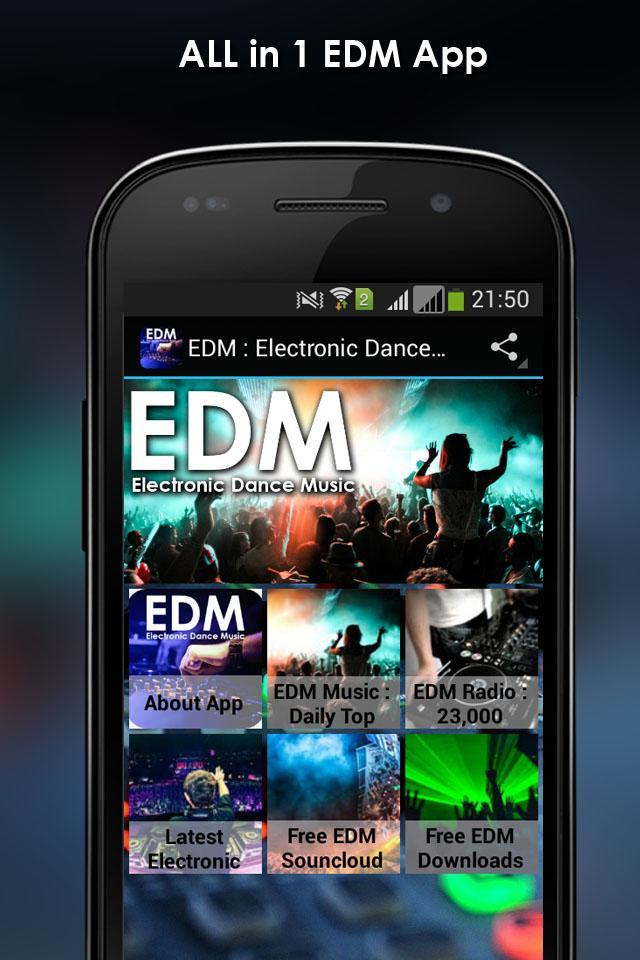 EDM Music: Hardstyle Techno for Android - APK Download