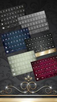 Classic Keyboard Theme apk screenshot