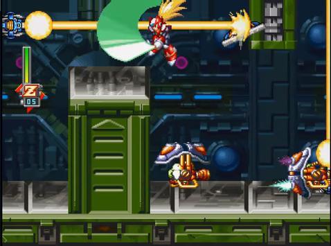 Tricks Mega man X6 screenshot 3