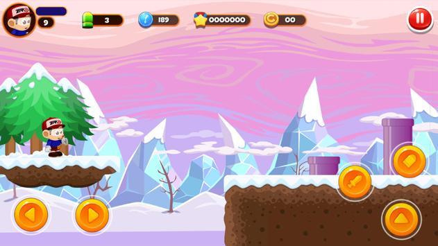 Super Run of Mario apk screenshot