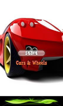 Cars and Wheels poster