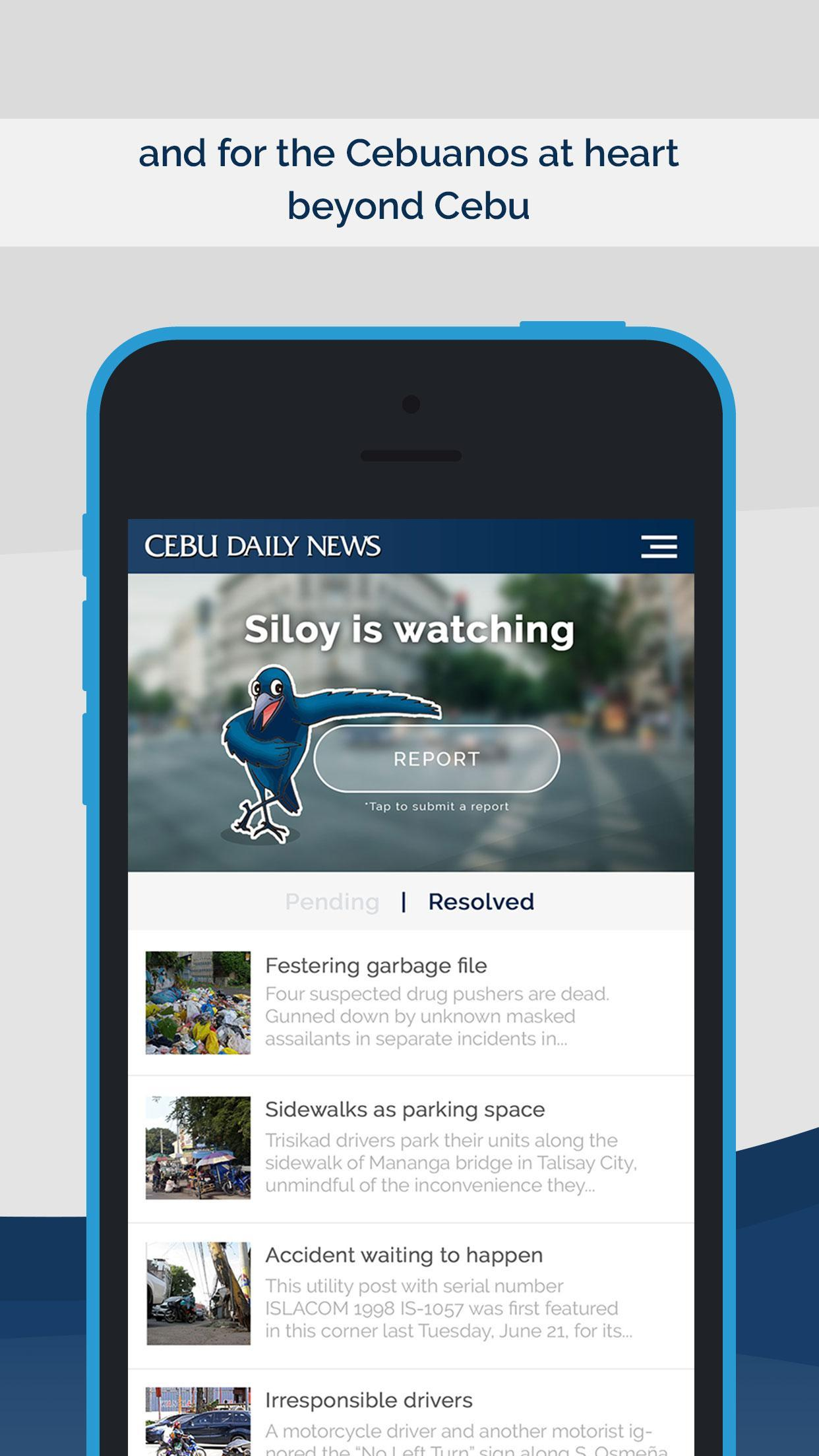 Cebu Daily News for Android - APK Download