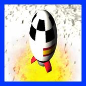 Rokete 3D Lunar Rocket icon