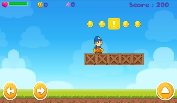 Super Adventure World apk screenshot