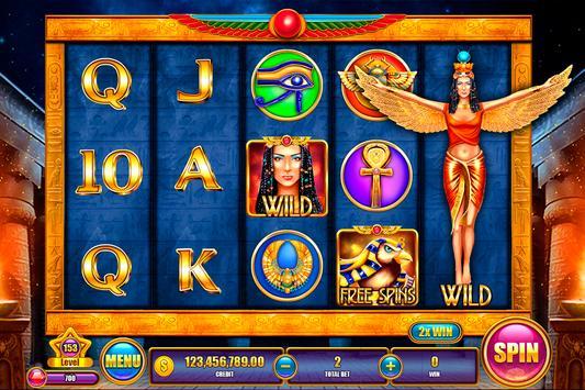 Pharoahs Wayward Free Slots ™ screenshot 12