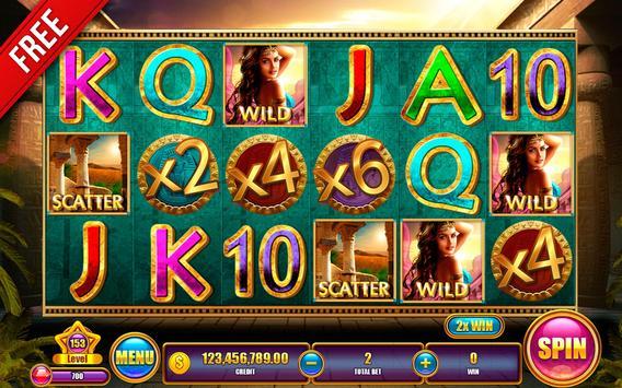 Pharoahs Wayward Free Slots ™ screenshot 5