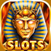 Pharaohs Slots: Free Slot Game icon