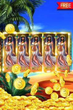 Pharaohs Slots: Free Slot Game screenshot 10