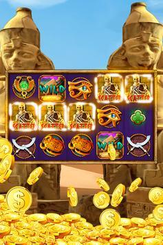 Pharaohs Slots: Free Slot Game screenshot 2