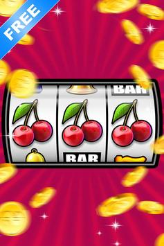 Vegas Slot Machines Free poster