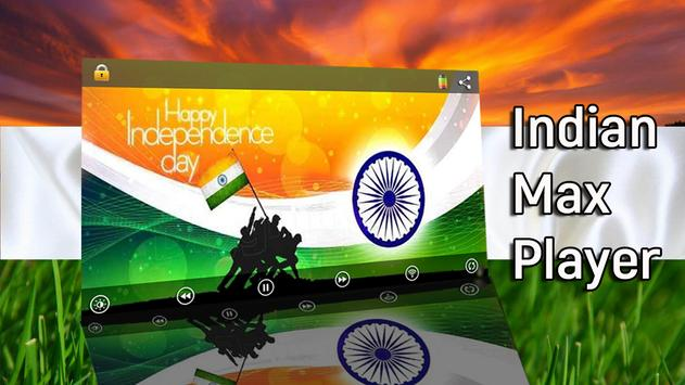 HD Indian Max Player:4K Video Player poster