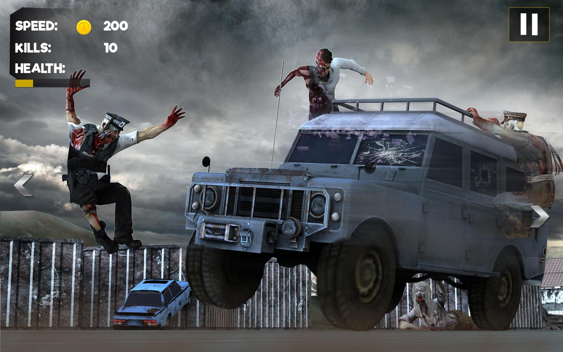 zombie highway apk unlimited money