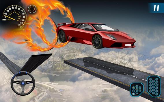 xtreme stunt autospiel 3d plakat