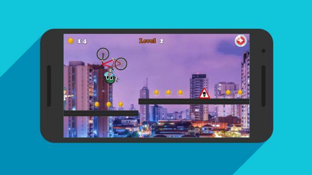 Super Gumbal Biker apk screenshot