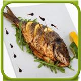 اطباق السمك بالفرن