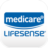 Medicare lifesense + icon