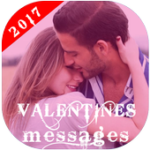 valentine's day messages icon