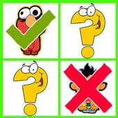Matching Elmo Card Game icon