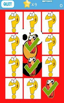 Matching Elmo Card Game apk screenshot